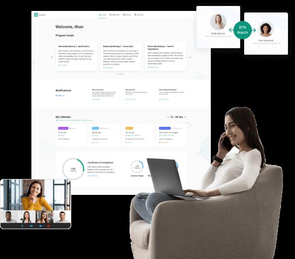 mentoring software