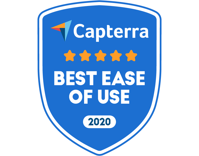 Capterra Ease of Use for Employee Engagement Mar-20