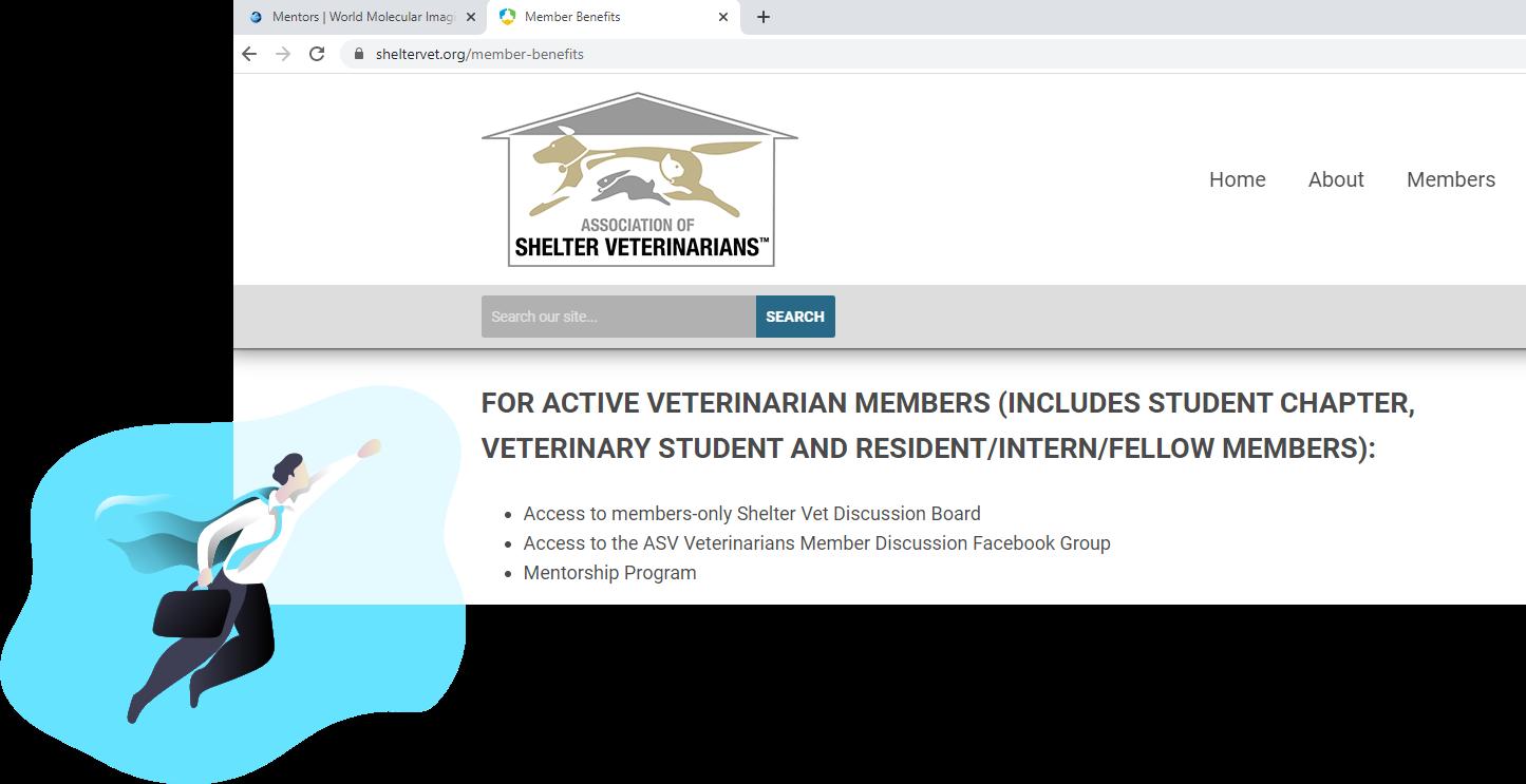 member mentoring benefit